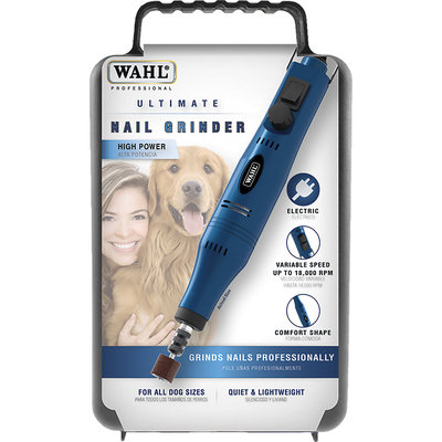 Wahl's Ultimate Professional Nail Grinder