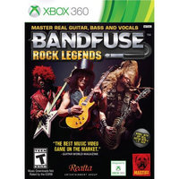 Mastiff Bandfuse Rock Legends - Xbox 360 Video Game