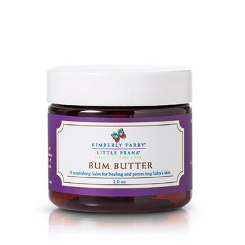 Little Prana Organic Diaper Rash Care Cream - Bum Butter, 2 oz