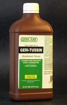 Mckesson Brand Geri-Tussin Cough Syrup