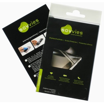 Savvies Crystalclear Screen Protector for Samsung Galaxy Prevail 2 M840, Protective Film, 100% fits, Display Protection Film