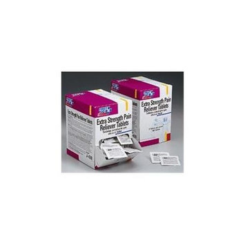 Extra-strength pain reliever- 250 2-packs- 500 tablets per dispenser box