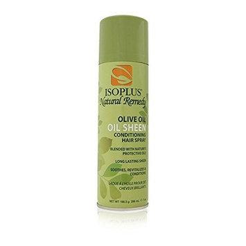 Isoplus Oil Sheen Hairspray Olive Oil 7oz by Isoplus