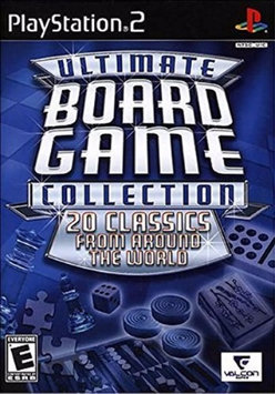 Valcon Games Ultimate Board Game Collection - PRE-OWNED - PlayStation 2