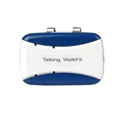 PedUSA PE298 Talking WalkFit Pedometer - Default Title