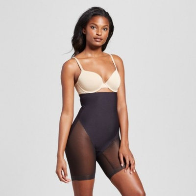 SlimShaper by Miracle Brands® Women's Sheer High Waist Thigh Slimmer