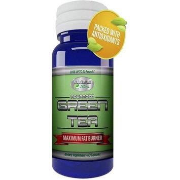 Maximum Slim Green Tea Raspberry Ketones, 60 Ct