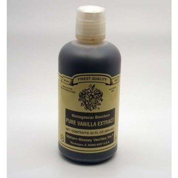 Nielsen-Massey Madagascar Bourbon Pure Vanilla Extract, 32 FL OZ