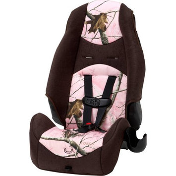 Dorel Juvenile Products Cosco Highback 2-In-1 Booster Car Seat - Realtree Pink