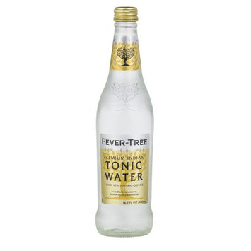 Fever-Tree Premium Indian Tonic Water, 16.9 Fl Oz (Pack of 8)