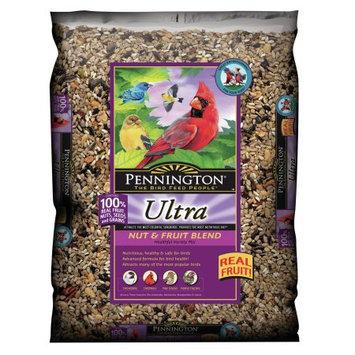Pennington Ultra Fruit & Nut Blend Wild Bird Feed, 12 lbs