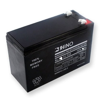 12 Volt 7 AH Battery with .250 FASTON