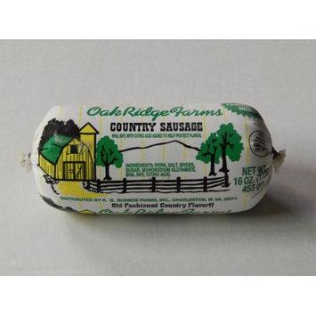 Gunnoe's MILD Country Sausage ROLL