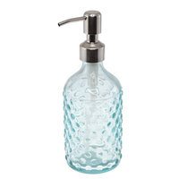 Creative Home Glass Dots Liquid Soap Dispenser