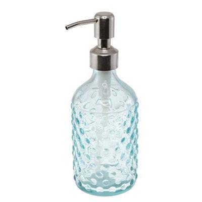 Creative Home Glass Dots Liquid Soap Dispenser