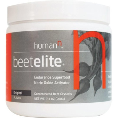 HumanN BeetElite Endurance Superfood Powder, 7.1 Oz
