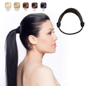 Buy 2 Hollywood Hair Elastic Hair Tie and get 1 Multiple Braids Headband - Bold Black (Pack of 3)