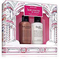 Philosophy Hot Cocoa & Cream Duo