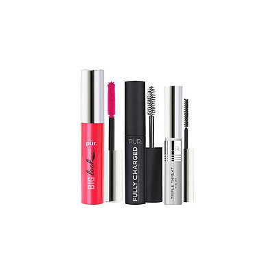PUR Best-Sellers Mascara Trifecta 3 Pc Mini Mascara Collection