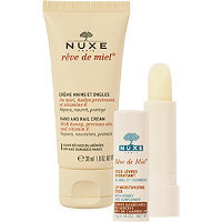 Nuxe Reve de Miel Lip Stick and Hand Cream Set