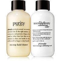 Philosophy Mini Take Good Care Cleanser Kit