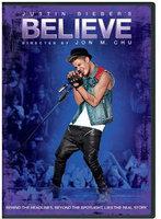 Justin Bieber's Believe (Anamorphic Widescreen)