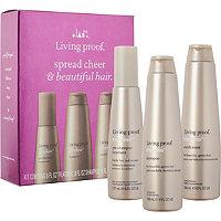 Living Proof Spread Cheer & Beautiful Hair Kit