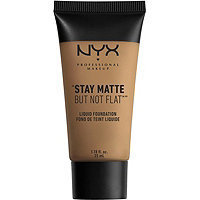Nyx Cosmetics Stay Matte But Not Flat Liquid Foundation