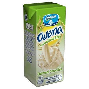 Alpina 99% Lactose Free Oatmeal Smoothie, 6.7 fl oz