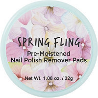 Spring Fling Pre-Moistened Nail Polish Remover Pads