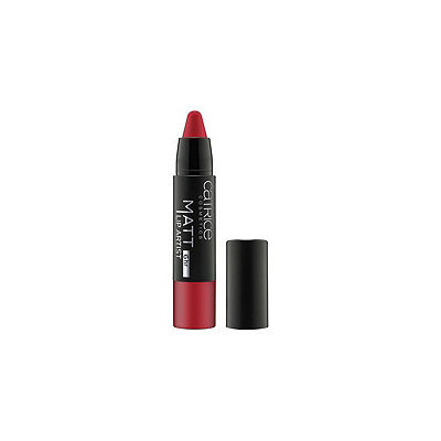 Catrice Matt Lip Artist 6hr - Fashion REDitorial 050
