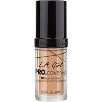 L.A. Girl Pro Coverage Liquid Foundation