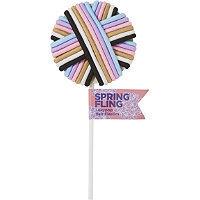 Upper Canada Spring Fling Lollipop Hair Elastics