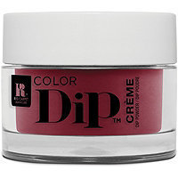 Red Carpet Manicure Color Dip Red Nail Powder