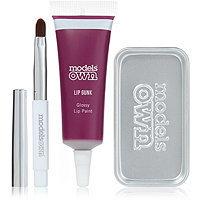 Models Own Gloss Lip Gunk Kit - Wicked
