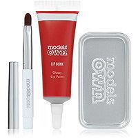 Models Own Gloss Lip Gunk Kit - Wild