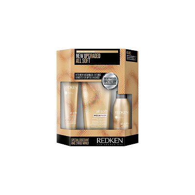 Redken All Soft Mega Mask Kit