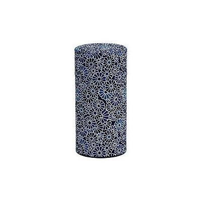 Japanese Seven Ounce Loose Tea Storage Canister 6 Inches High