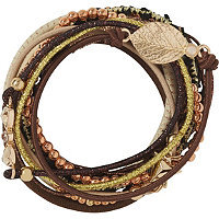 Scunci Neutral Arm Candy Ponytailers