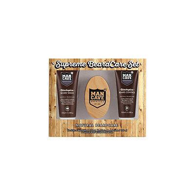 ManCave Supreme Beardcare Brush Set