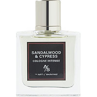 The Art of Shaving Sandalwood & Cypress Cologne Intense Eau de Toilette
