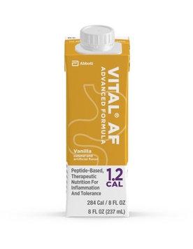 Abbott Nutrition Vital Af 1.2 Cal, 8 oz. Vanilla, Ready To Drink