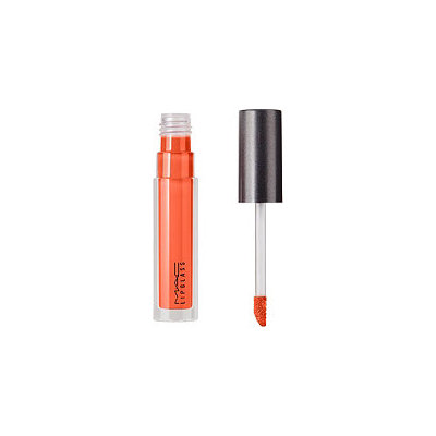 MAC Lipglass - Morange (bright cream orange)