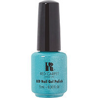 Red Carpet Manicure Blue, Green & Yellow LED Gel Nail Polish Collection