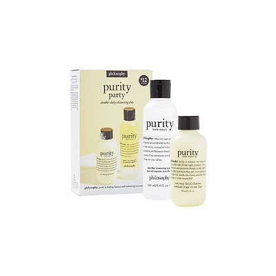 Philosophy Purity Party Double Duty Cleansing Duo - Only at ULTA