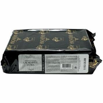 Valrhona Cacao Paste Block - 100% - 1 bag - 6.6 lb