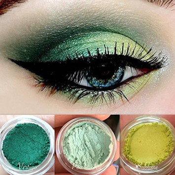 """Green Eyeshadow Palette 