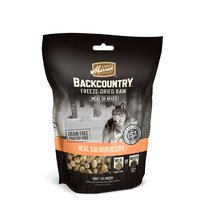 Merrick Backcountry Freeze Dried Salmon Meal Mixer for Dogs