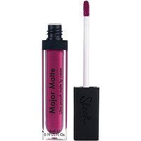 Sleek MakeUP Major Matte Ultra Smooth Matte Lip Cream - Fandango Purple