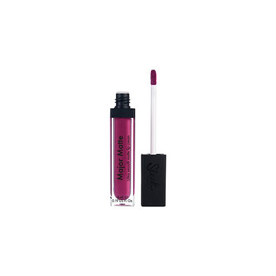 Sleek MakeUP Major Matte Ultra Smooth Matte Lip Cream - Fandango Purple